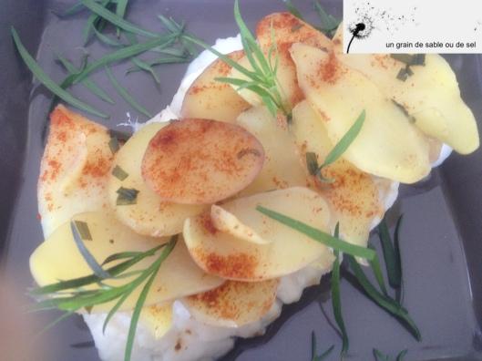 cabillaud pommes de terre