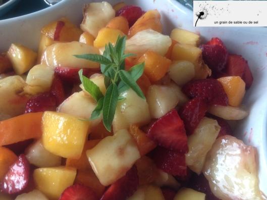 fruits verveine