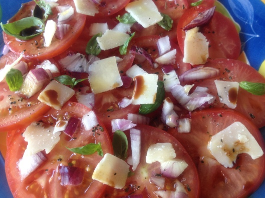salade tomatess